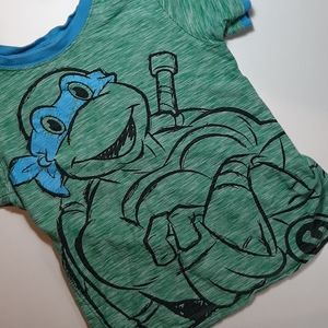 Ninja Turtles short sleeved shirt